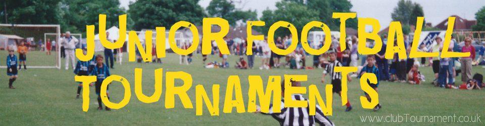 Junior grassroots football tournaments